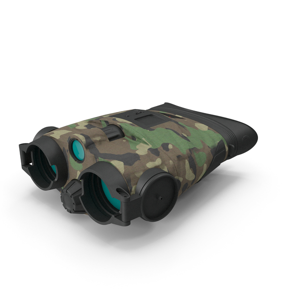Military Binocular PNG & PSD Images