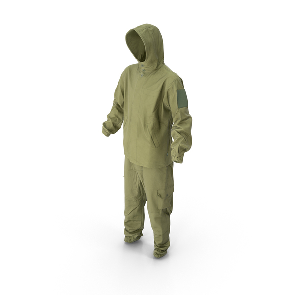 Military Coveralls PNG & PSD Images