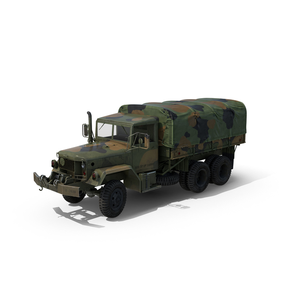 Military Half-Ton Truck PNG & PSD Images