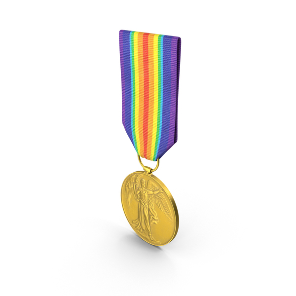 Medallion Trophy: Military Medal PNG & PSD Images