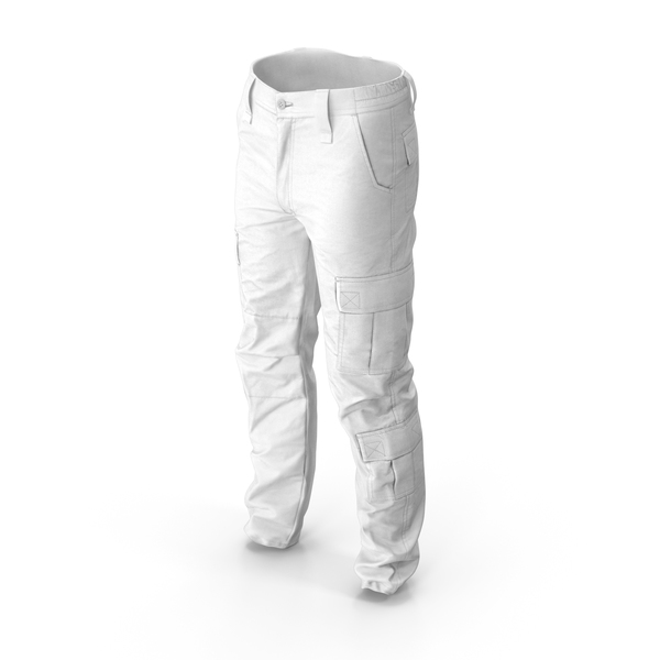 Military Pants Desert White PNG & PSD Images