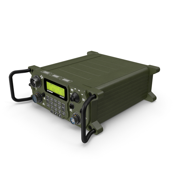 Military Radio PNG & PSD Images