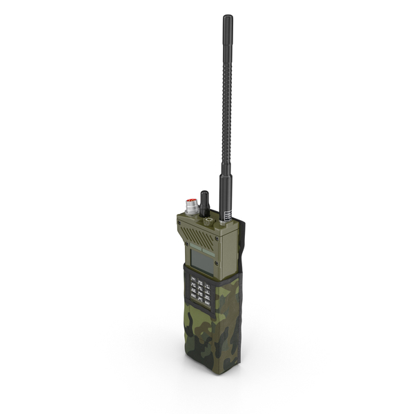 Walkie Talkie: Military Radio PNG & PSD Images