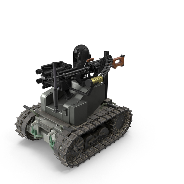 Military Robot Object