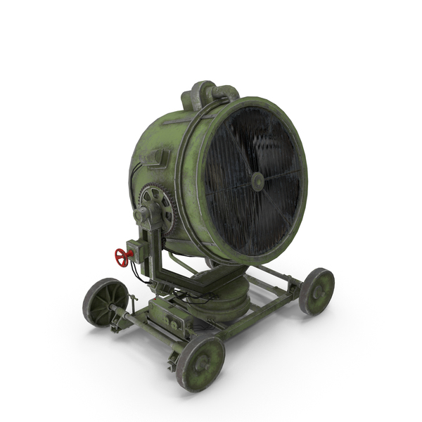 Military Searchlight PNG & PSD Images