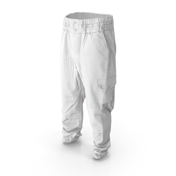 Military White Pants PNG & PSD Images