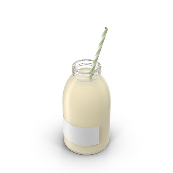 Milk Bottle PNG & PSD Images
