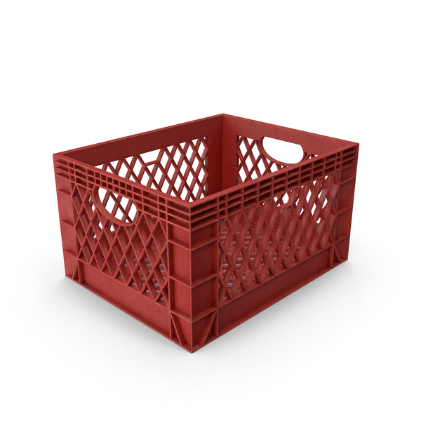 Milk Crate Object