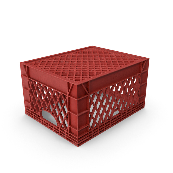 Milk Crate PNG & PSD Images