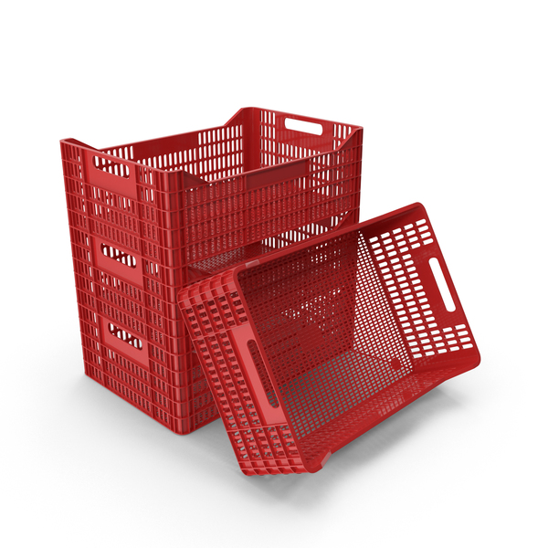 Milk Crates PNG & PSD Images
