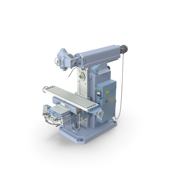 Milling Machine Tool PNG & PSD Images