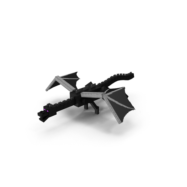 Minecraft Ender Dragon PNG & PSD Images