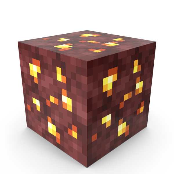 Minecraft Nether Gold Ore PNG & PSD Images