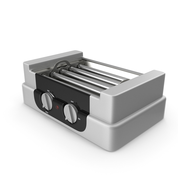 Mini Electric Rolling Hotdog Roller Machine PNG & PSD Images