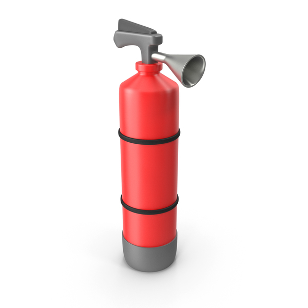 Mini Extinguisher PNG & PSD Images