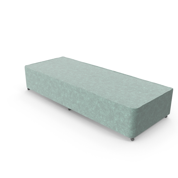Mint Bed Base PNG & PSD Images