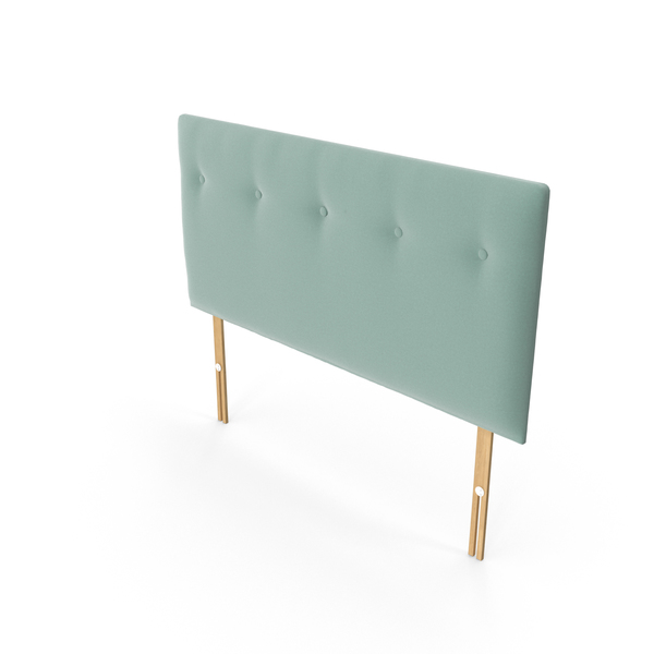 Mint Headboard PNG & PSD Images