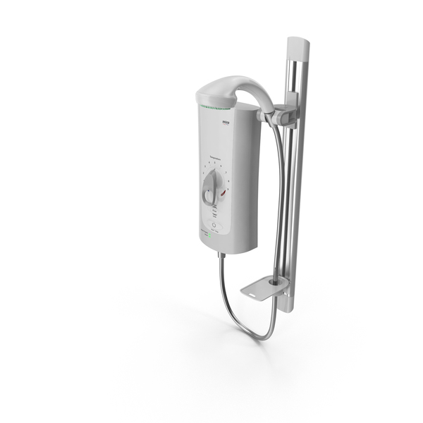 Mira Advance 9KV Electic Shower PNG & PSD Images
