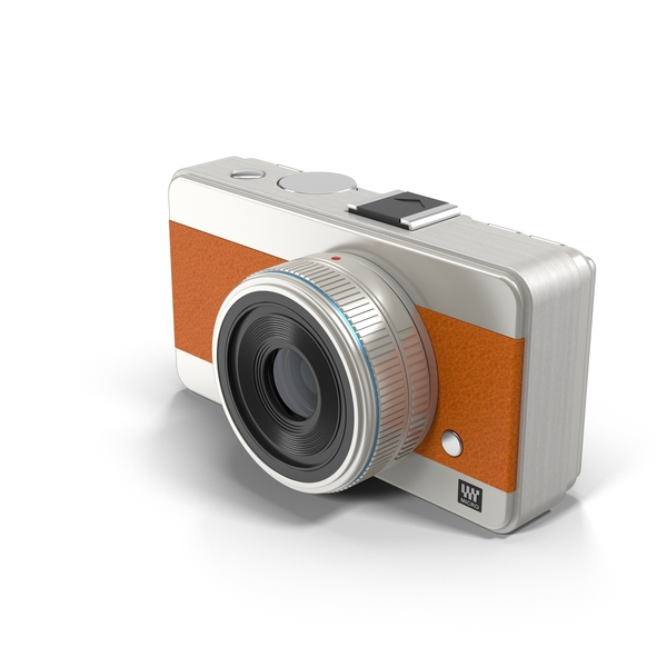 Mirrorless Digital Camera Object