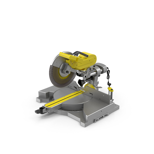 Mitre Saw PNG & PSD Images
