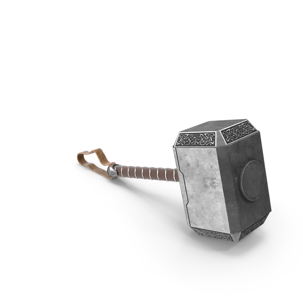 Battle: Mjolnir Hammer of Thor PNG & PSD Images