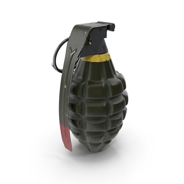 Mk 2 Grenade PNG & PSD Images