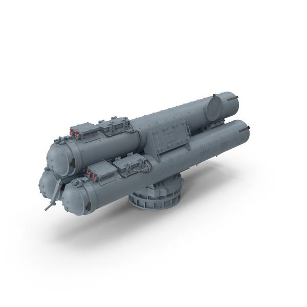 Mk-32 Torpedo Tubes PNG & PSD Images