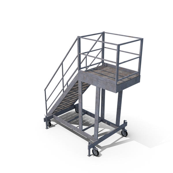 Mobile Stairs PNG & PSD Images