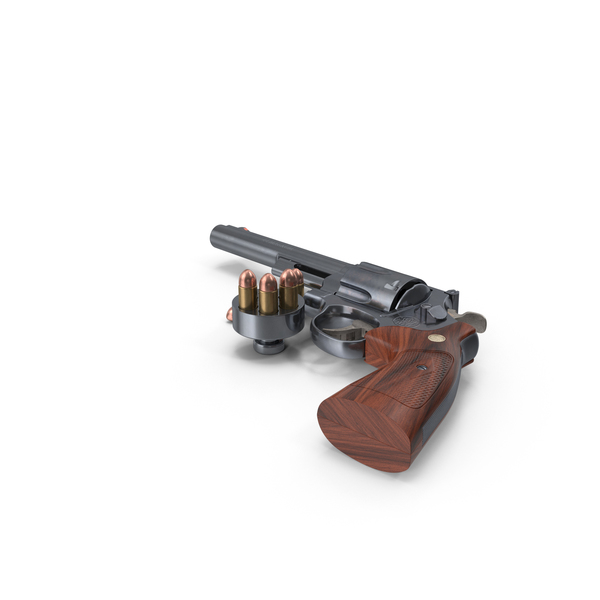 Model 29 S&W Classic PNG & PSD Images
