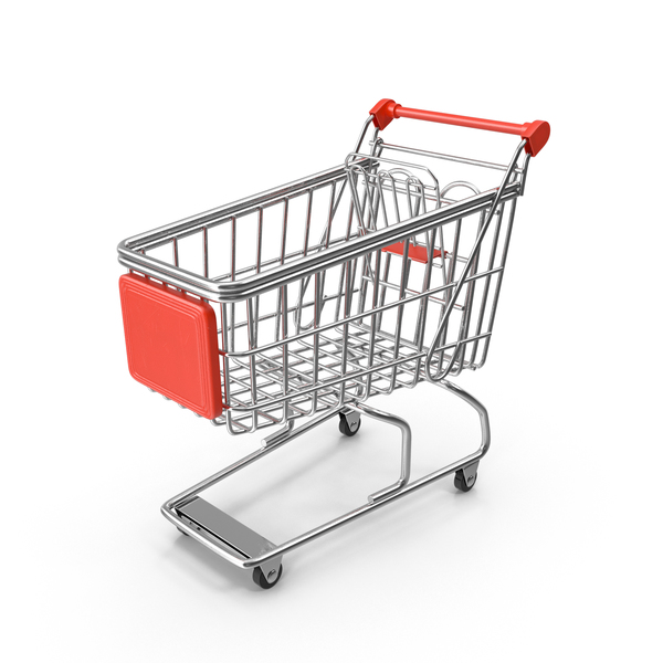 Model Shopping Cart PNG & PSD Images