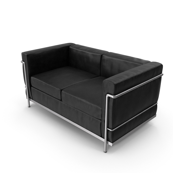 Modern 2 Seater Sofa PNG & PSD Images