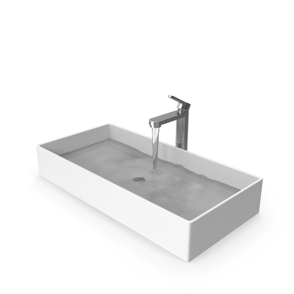 Modern Bathroom Sink PNG & PSD Images