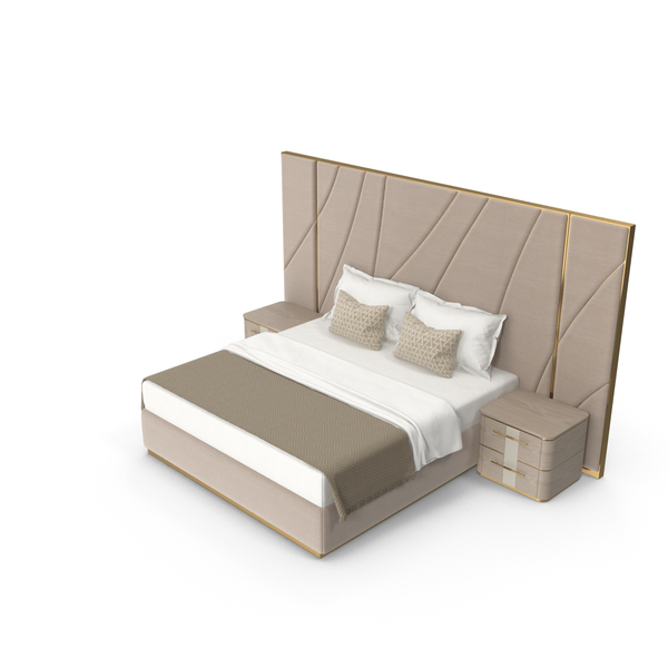Modern Bedroom Set PNG & PSD Images