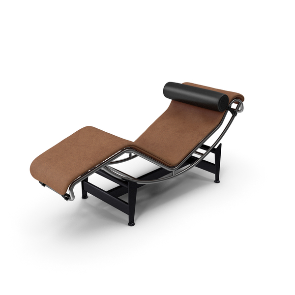 Modern Chaise Lounge Naturale PNG & PSD Images