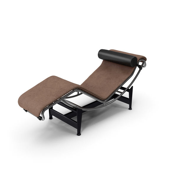 Glider Chair: Modern Chaise Lounge Noce PNG & PSD Images