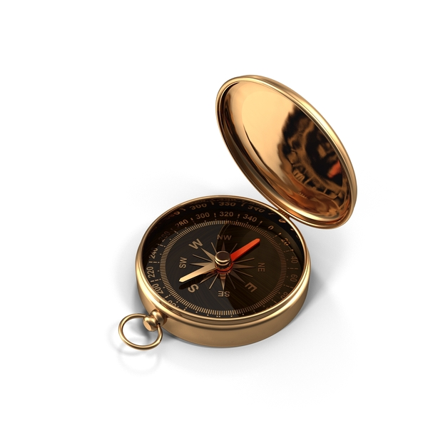 Modern Compass PNG & PSD Images