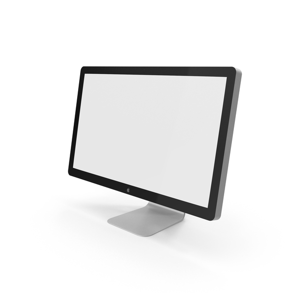 Modern Computer Monitor PNG & PSD Images