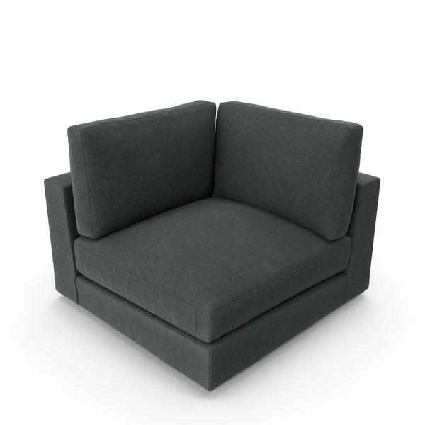 Modern Corner Sofa PNG & PSD Images