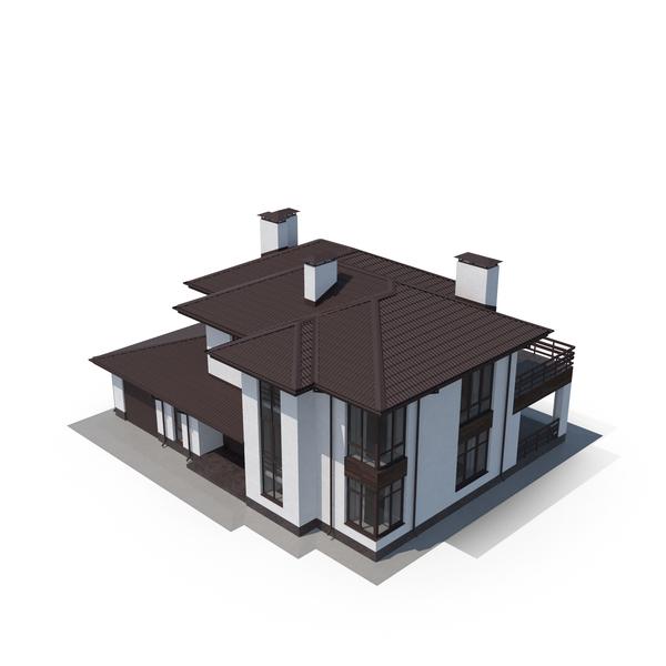 Modern House  Villa PNG & PSD Images