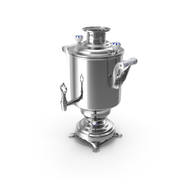 Modern Russian Samovar PNG & PSD Images