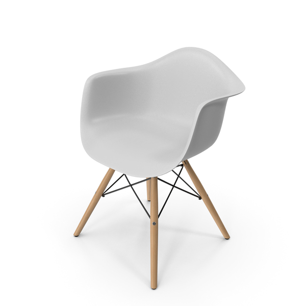 Modern Shell Chair PNG & PSD Images