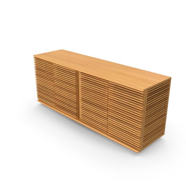 Modern Sideboard PNG & PSD Images