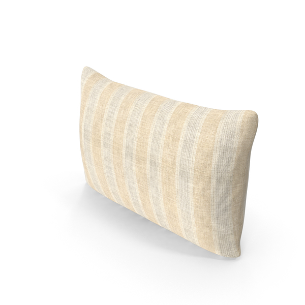 Sofa: Modern Throw Pillow PNG & PSD Images
