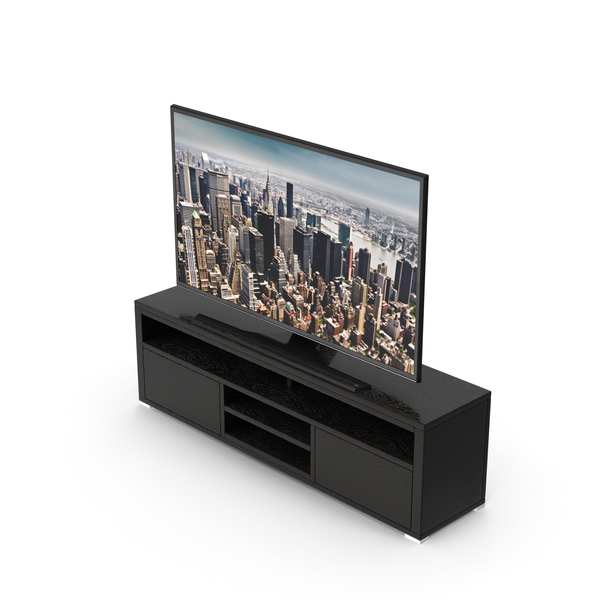Modern TV Stand PNG & PSD Images