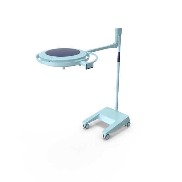 Operating Lamp: Modular Surgical Light PNG & PSD Images