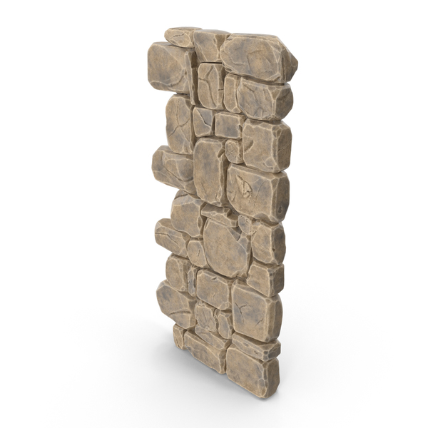Stone: Modular Wall PNG & PSD Images