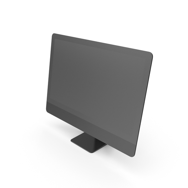 Monitor Black PNG & PSD Images