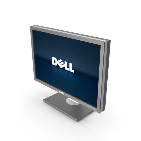 Monitor Dell UltraSharp 2209WA 1 PNG & PSD Images
