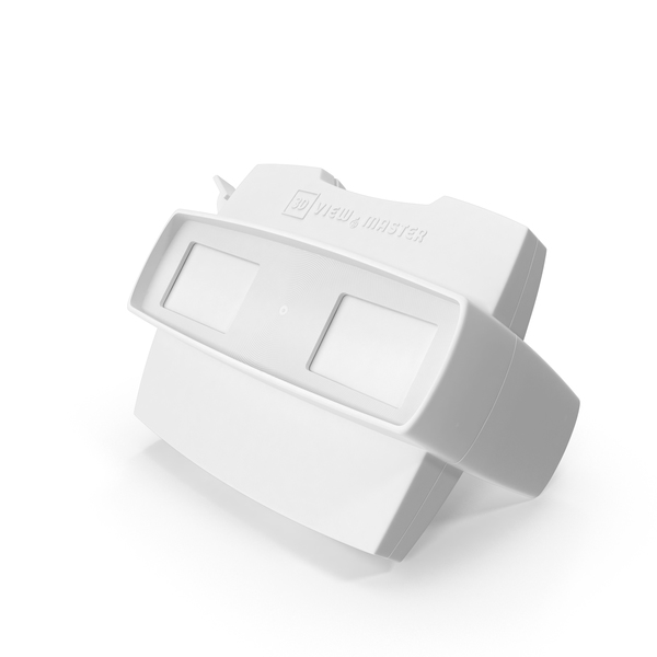 Monochrome View-Master PNG & PSD Images