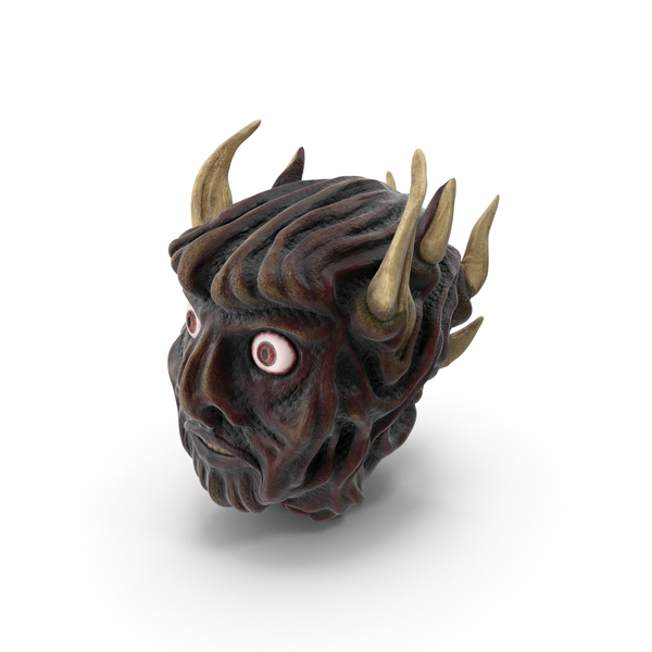 Monster Head PNG & PSD Images